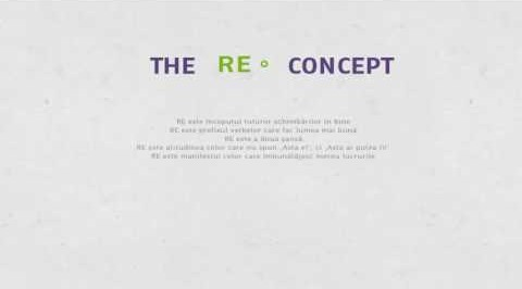 THE RE CONCEPT – PLATFORMA