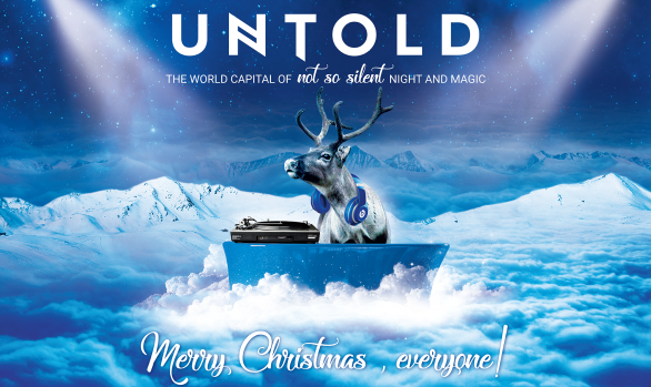 Untold – Christmas card